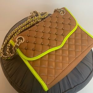 Rebecca Minkoff Quilted Affair Studded Mini Bag